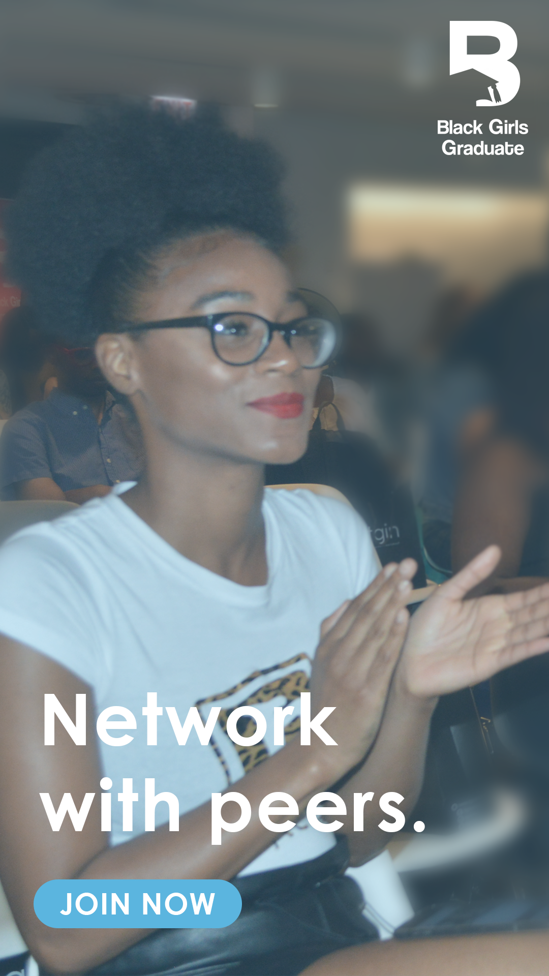 Join the Black Girls Graduate Young Professionals Network